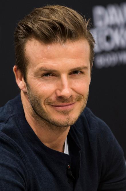 David Beckham žije svůj americký sen