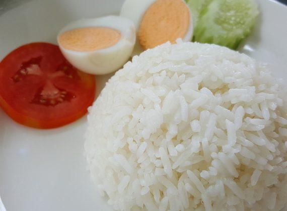 Rýže, nejlepší přítel při cvičení i hubnutí