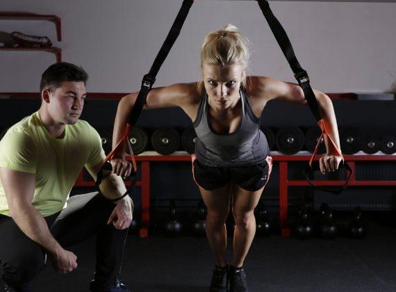 Jaké výhody má trénink ve dvou!