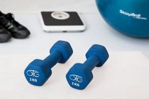 Cvičení doma- Dostatečné vybavení