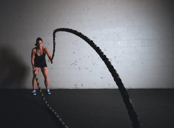 Silový trénink? Je vhodný i pro ženy!