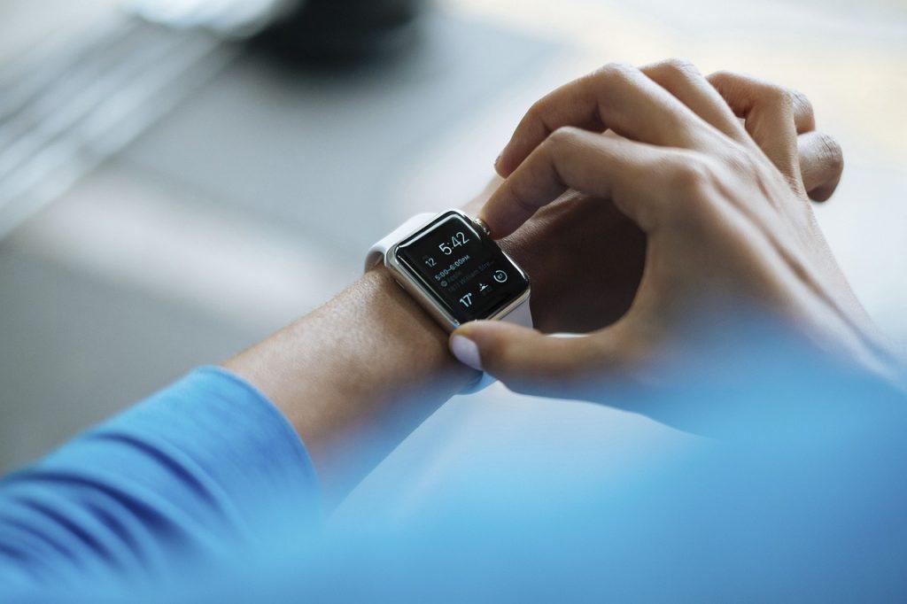 Chytré hodinky vám zobrazí vaše výsledky