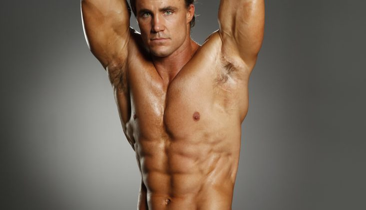 Greg Plitt- fitness model