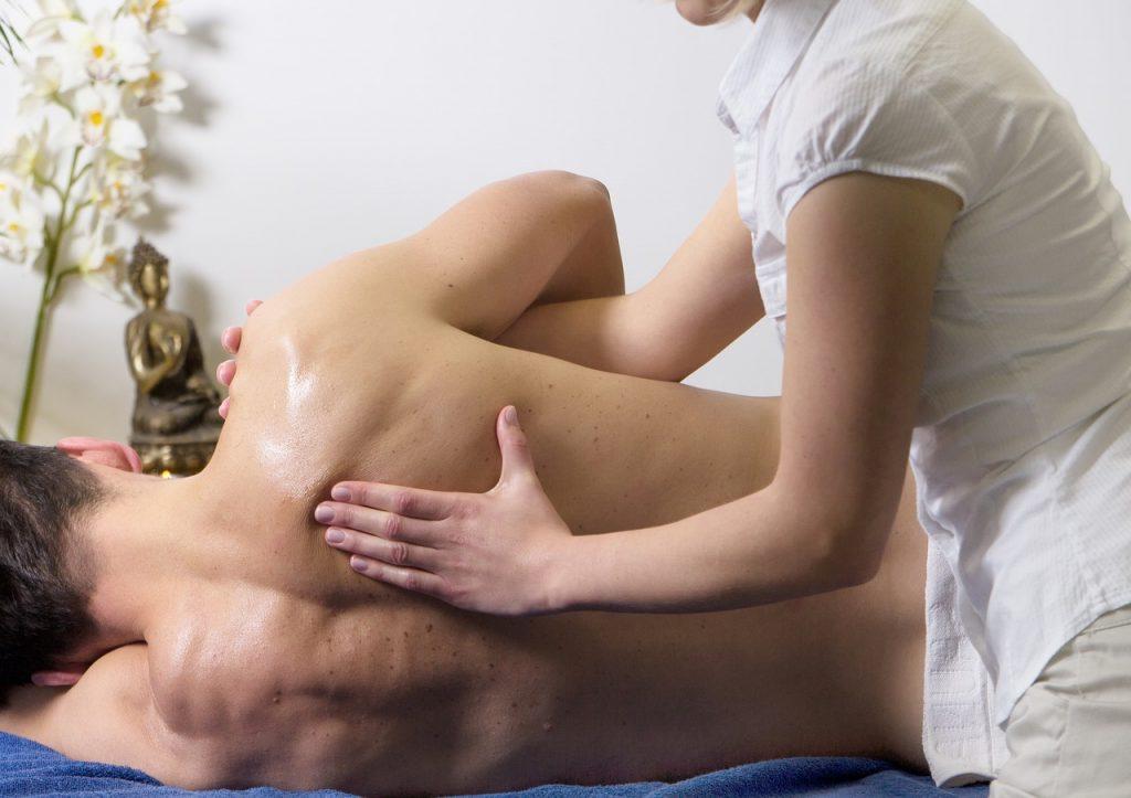 Masáže jsou vhodné jako regenerace po tréninku