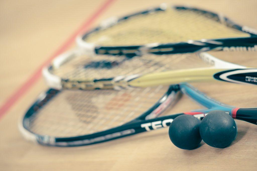 Squash je skvělá volba pro udržení kondice