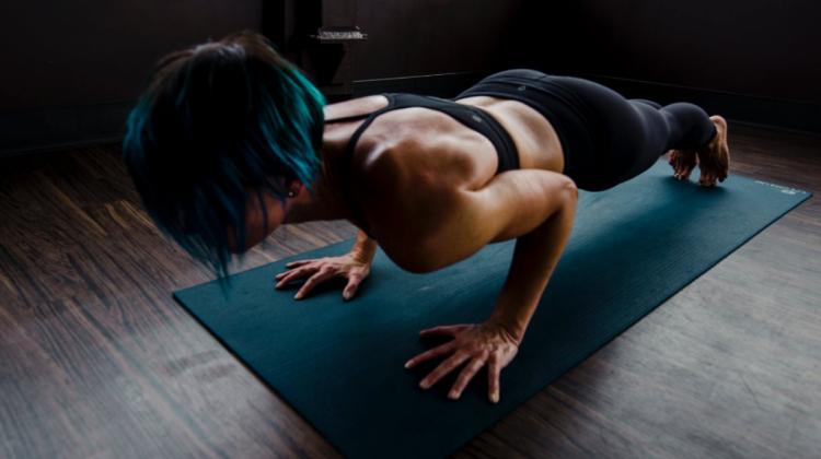 Motivace pro cvičení doma! Co efektivně funguje?