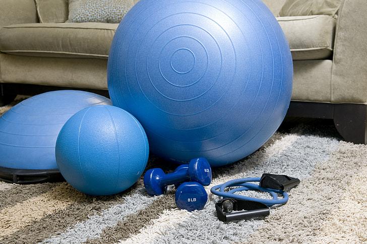 Motivace pro cvičení doma