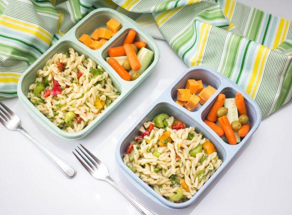Fitness strava v práci i na cestách? 5 tipů na jídla do krabiček!