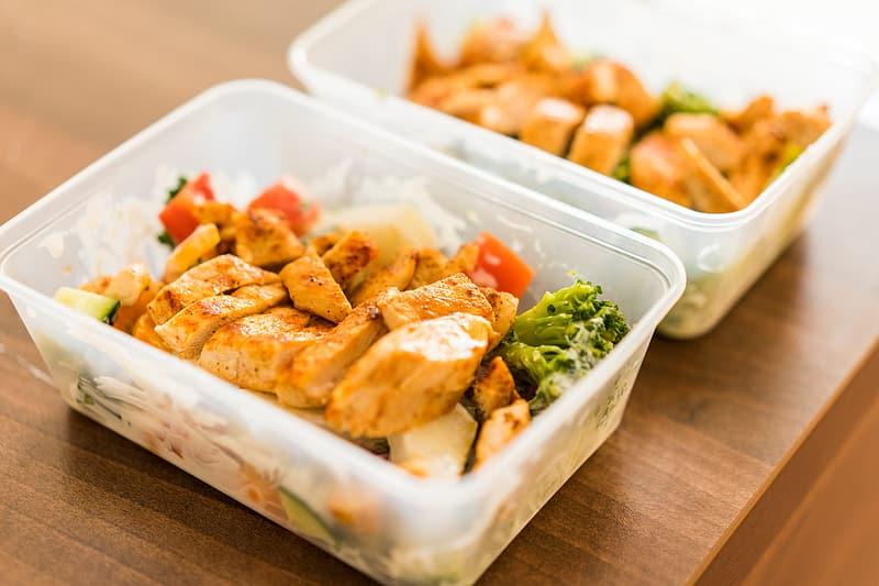 Jídla do krabiček- fitness strava