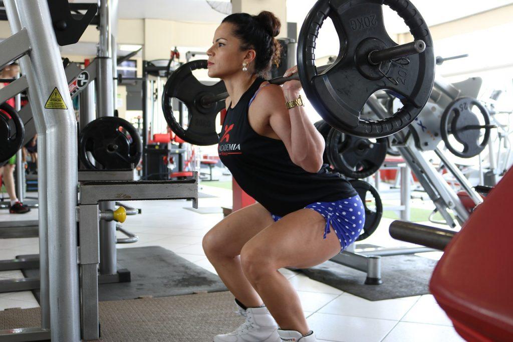 Cvičení během diety
